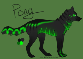 pong auction. by BoneSmirk
