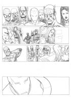 Sentry returns page 9 by mikemaluk