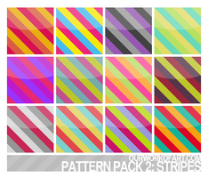 Stripes - Pattern Pack 2 by amanda-zkfski