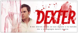 Dexter sign by Kobraxxx