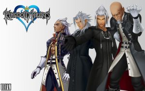 Xehanort Shadows by UxianXIII