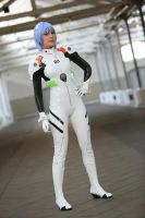 Pilot of Evangelion Unit-00 by Rinaca-Cosplay