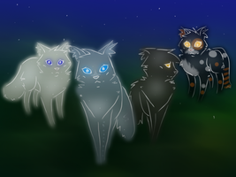 Starclan - Knowing Isn't Everything by Alouncara