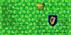 Team Girl The Irish Album CD Cover by TeamGirl-Differel