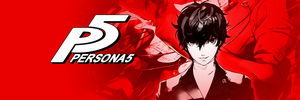 Persona 5 Twitter Banner (PSL2015) #1 by seraharcana