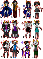 CLOSED Paypal Fantroll Adoptables by MkPropus