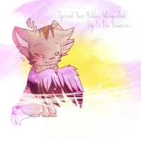 :Spread Your Hidden Wings and Fly To The Heavens: by snickIett