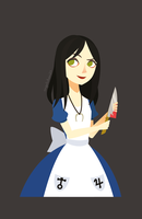 Alice Liddell by angelchan27