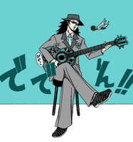Gazille plays the hits by keoni-san