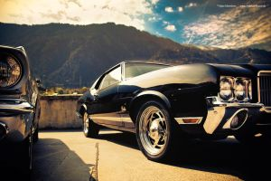 Oldsmobile Cutlass by AmericanMuscle