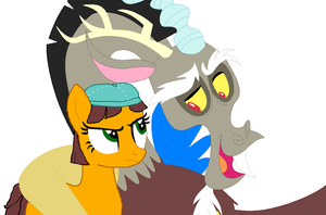 See what I have to put up with? by DisneyFanatic2364