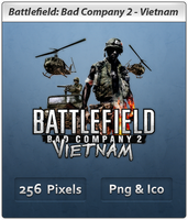 Battlefield BC2 Vietnam - Icon by Crussong