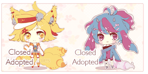 [CLOSED] ADOPT 05 - Little adopts by Piffi-adoptables