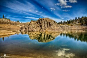 The Rock Island HDR by mjohanson