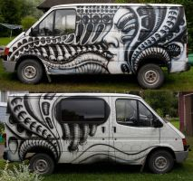 Giger transit - unfinished by tpenttil