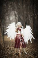 HOMM5 - Fallen Angel by miyoaldy