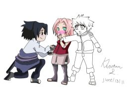 sasusaku proposal sasuke done by MomoAiko