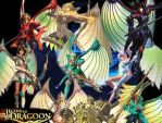 The Dragoons by Inshagome