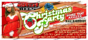 Christmas 2004 Flyer by dmario