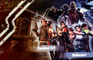 Resident Evil Wallpaper by Yokoylebirisi
