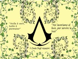 Italian Assassin's Crest by 1odie2