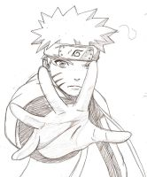 Lazy done Naruto by Rei-Catlang