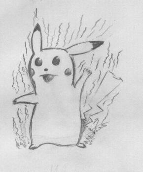 Pika Pika by TrulySilentLie