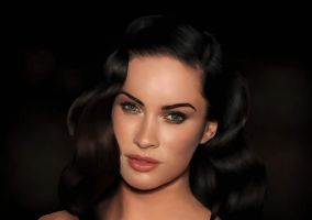 Megan Fox 2 by nakusta