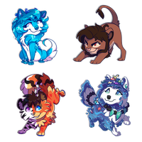 Kainaa Chibs by Chipo-H0P3