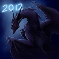 2012: Year Of The Dragon by JazzTheTiger