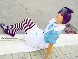 Ciel in Wonderland Cosplay 4 by Sylya