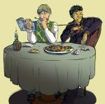 Good Omens: The restaurant by Galwin