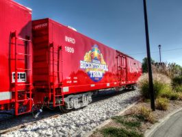 Bicentennial Train Indiana by stillestilo