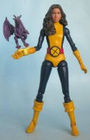 Kitty Pryde: Sprite by Discogod