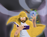 PNSK the Spellcaster by PNSK