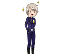 Prussia (Request) by my-violet-world