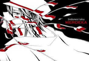 CR - Indonesiaku MERDEKA by SapphireRhythm