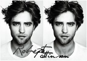 robert pattinson by Aajla