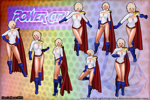 Power Girl  01  Second Life by Jace-Lethecus