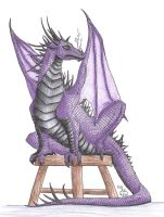 Jez Dragon by Scellanis