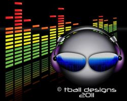 DJ tball by terrydesigns