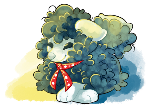 Fluff Loaf by PixelRaccoon