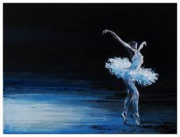 The Dance Of Swan 02 by szklanytygrys