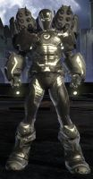 War Machine (DC Universe Online) by comix-fan