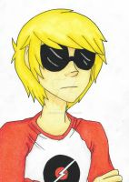 Dave Strider -Collab- by Magical-Tear