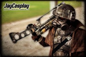 NCR Veteran Ranger 05 - AmeCon 2012 by JayCosplay