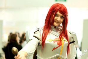 Fairy Tail - Erza Scarlett Cosplay III by M0onQueen