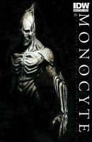 Monocyte Cover 1 by menton3