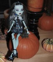 She did the Monster mash by lancheney