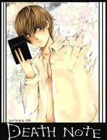 Death Note by Shinne